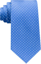 Club Room Men's Repp Dot Silk Tie, Created for Macy's