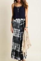 Umgee USA Tye-Dye Maxi Skirt
