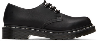 Dr. Martens Black 1461 HDW Oxfords
