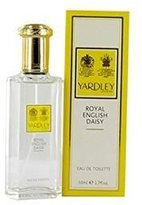 Yardley London Royal English Daisy 50ml Edt Eau De Toilette Womens Fragrance Spray Uk by