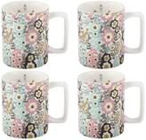 Creative Tops Katie Alice Set Of 4 Can Mugs