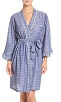 Eileen West Women's Swiss Dot Cotton Robe