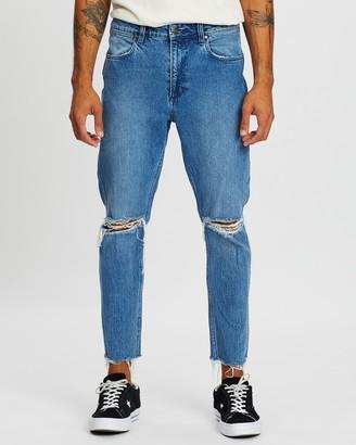 Wrangler Sid Chopped Jeans
