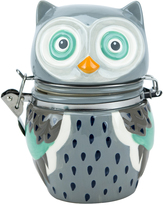Boston Warehouse Gray Owl Hinged Jar