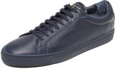 Zespà ZSP 4 HGH Leather Sneakers