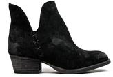 Coolway Black Genius Suede Ankle Boot