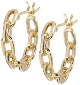 Tilda Biehn Aurora Hoop Earrings - Yellow Gold