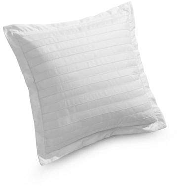 Hotel Collection Eyelet Trim Square Cushion