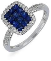 Bony Levy Women's Sapphire & Diamond Ring (Nordstrom Exclusive)