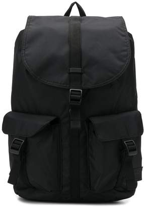 Herschel buckled strap backpack