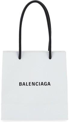 Balenciaga North South XXS Shopping Tote Bag