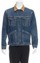 Tom Ford Contrast Denim Jacket
