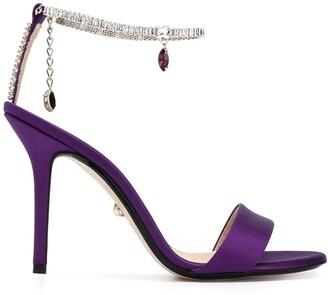 ALEVÌ Milano Gem Ankle Strap Sandals
