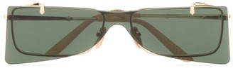 Gucci Flip-Up Sunglasses