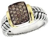 Effy Jewelry Effy 925 Cognac Diamond Ring, .30 TCW