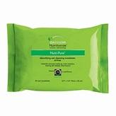 Garnier Nutri-Pure Detoxifying Wet Cleansing Towelettes -- Oil Free