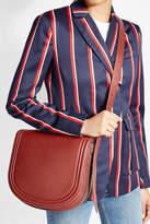 Diane von Furstenberg Leather Shoulder Bag