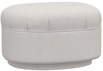 Pottery Barn Kids Lola Swivel Glider & Ottoman