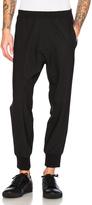 Neil Barrett Tuxedo Fine Gabardine Trousers