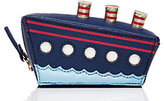 Kate Spade Expand your horizons cruise ship coin purse