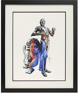 Disney Star Wars ''The Leader Within'' Limited Edition Giclée by J. Scott Campbell