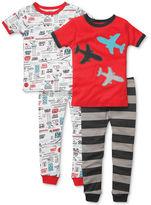 Carter's Baby Pajamas, Baby Boys 4-Piece PJs