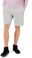 Topman Cutoff Jersey Sweat Shorts