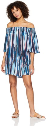 Vince Camuto Women's Off The Shoulder Cover up