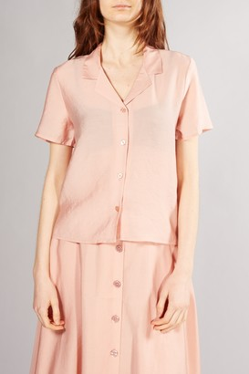 Samsoe & Samsoe Rose Joni Shirt - SMALL