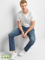 Gap Athletic taper fit jeans (stretch)