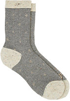 Antipast Women's Tweed Mid-Calf Socks