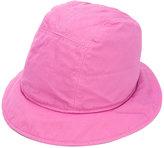 Sacai cupro bucket hat