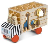 Melissa & Doug Melissa & Doug's Animal Rescue Shape-Sorting Truck