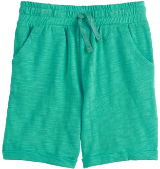 Girls 4-12 Jumping Beans Essential Knit Bermuda Pants