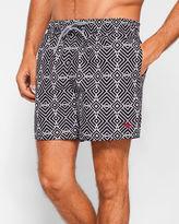 Ted Baker Geo printed swim shorts