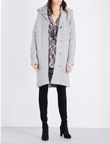 Free People Major alpaca-blend cardigan