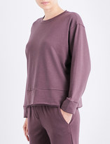 Koral Global stretch-jersey sweatshirt
