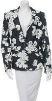 L'Agence Jean Marie Floral Blazer