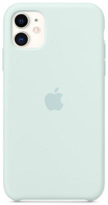Apple iPhone 11 Silicone Case - Seafoam