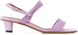 Michel Vivien Duma 40mm strappy sandals