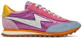 Marc Jacobs Multicolor Astor Lightening Bolt Jogger Sneakers