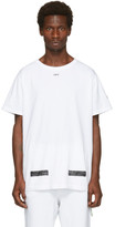 Off-White White Brushed T-Shirt