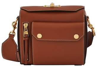 Alexander McQueen Box Bag 21,5 shoulder bag