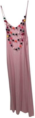 Pitusa Pink Cotton Dress for Women