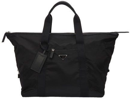 Prada Sports bag in saffiano leather and fabric