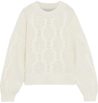 Rodebjer Carrie Cable-knit Sweater