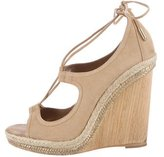 Aquazzura Christy Wedge Espadrilles