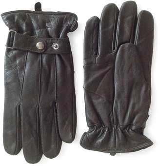 London Fog Thinsulate Leather Gloves