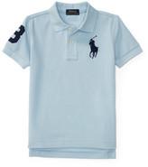 Polo Ralph Lauren Cotton Mesh Polo Shirt (2-4 years)