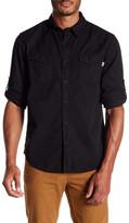 Timberland Cargo Long Sleeve Regular Fit Shirt